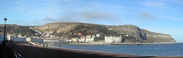 The Great Orme, Llandudno, Wales